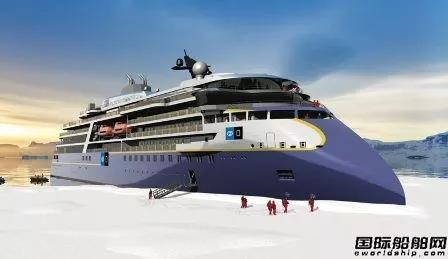 又一艘极地探险邮船订单~Lindblad
