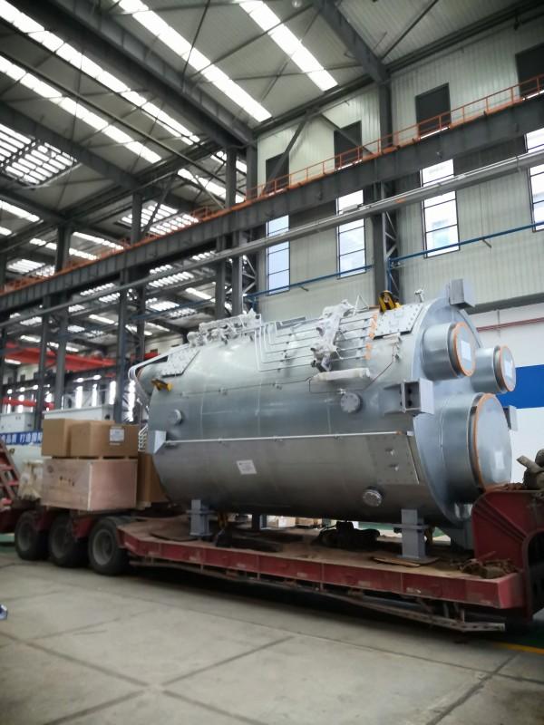 GWS 460船锅炉发货